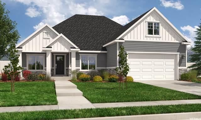 1053 S 1270 E #45, Spanish Fork, UT 84660 (#1747202) :: Gurr Real Estate