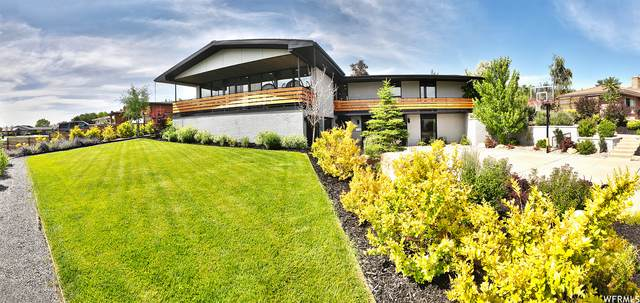 151 E Edgecombe Dr N, Salt Lake City, UT 84103 (#1747218) :: Utah Real Estate