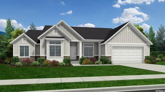 1052 S 1350 E #52, Spanish Fork, UT 84660 (#1747226) :: Gurr Real Estate