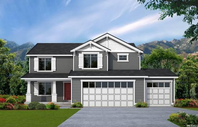1333 N Freedom St #111, Tooele, UT 84074 (#1747245) :: Berkshire Hathaway HomeServices Elite Real Estate