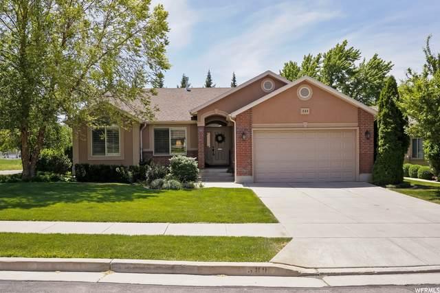 589 E 2200 N, North Ogden, UT 84414 (#1747255) :: Utah Dream Properties