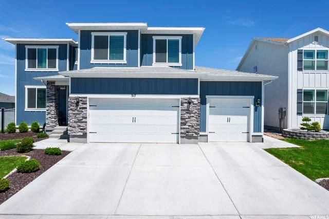 317 E 130 N, Vineyard, UT 84058 (#1747262) :: C4 Real Estate Team
