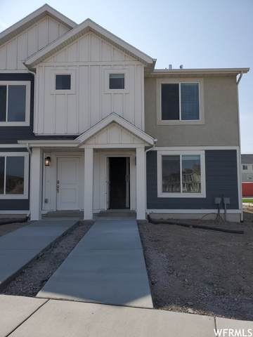 8470 W Cordero Dr #171, Magna, UT 84044 (#1747273) :: Doxey Real Estate Group