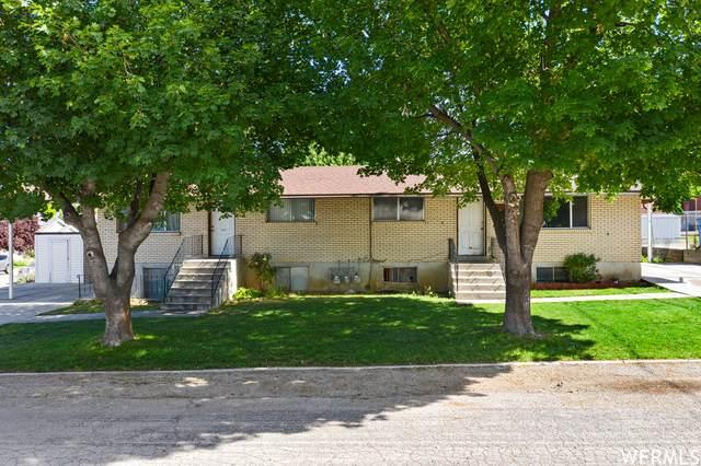 242 W 200 N, Pleasant Grove, UT 84062 (#1747279) :: McKay Realty