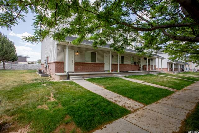 479 E 475 N # 11 D, Ogden, UT 84404 (#1747282) :: UVO Group   Realty One Group Signature