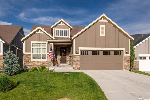 436 Fairway Dr, Midway, UT 84049 (#1747285) :: UVO Group | Realty One Group Signature