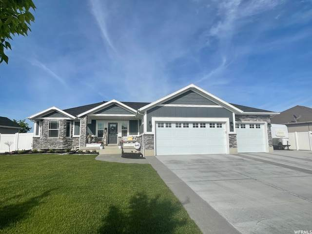 756 N 500 E, Tremonton, UT 84337 (#1747299) :: UVO Group | Realty One Group Signature