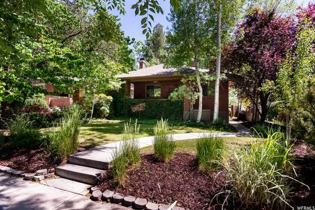 1420 E Harrison Ave S, Salt Lake City, UT 84105 (#1747311) :: Utah Real Estate