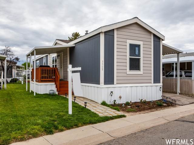 3529 S Byde-A-Wyle S #135, West Valley City, UT 84119 (#1747345) :: Powder Mountain Realty
