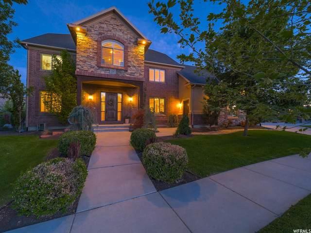 1247 W Midge Dr, Bluffdale, UT 84065 (MLS #1747349) :: Lookout Real Estate Group