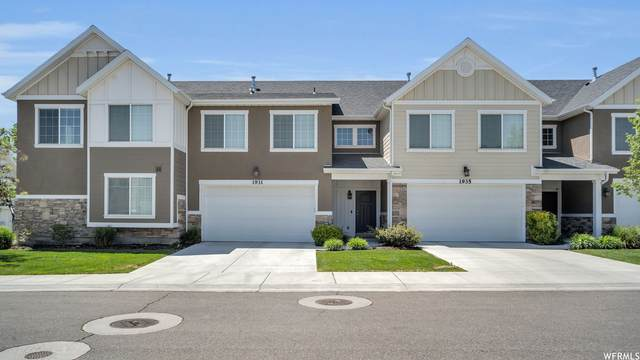 1931 W Park Heights Dr, Riverton, UT 84065 (#1747358) :: goBE Realty