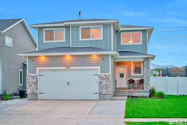 7687 N Kings Canyon Rd, Eagle Mountain, UT 84005 (#1747362) :: Gurr Real Estate