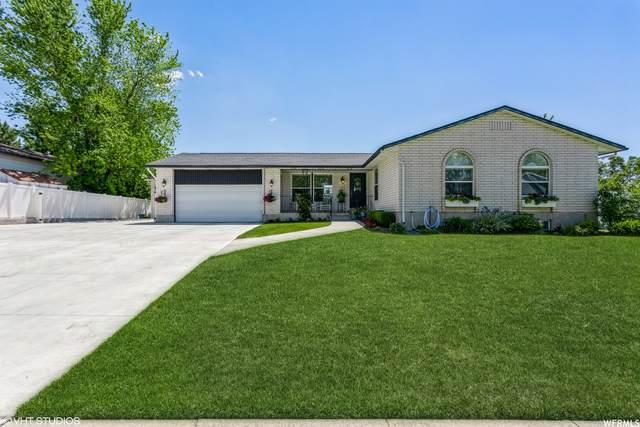 1048 E Hidden Valley Dr Dr, Fruit Heights, UT 84037 (#1747372) :: Utah Real Estate