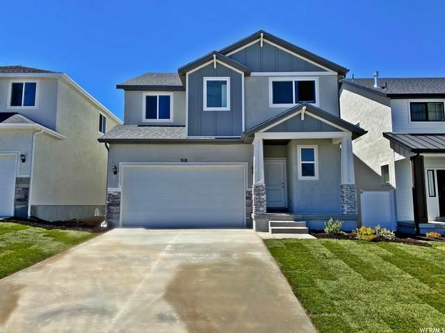 918 W Independence Way #147, Saratoga Springs, UT 84045 (#1747373) :: C4 Real Estate Team