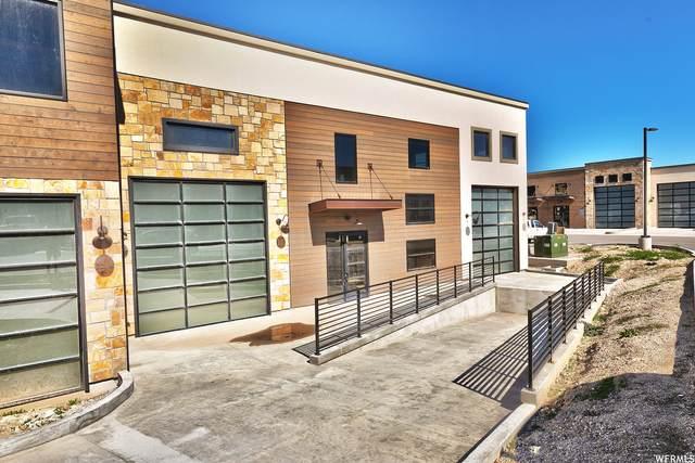 4554 N Forestdale Dr G-2, Park City, UT 84098 (#1747393) :: Belknap Team