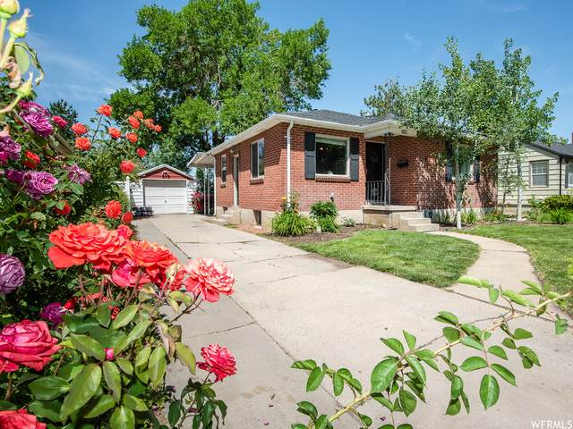 2486 S Imperial St E, Salt Lake City, UT 84106 (#1747401) :: UVO Group | Realty One Group Signature