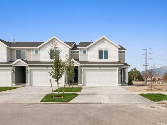 1093 W Fox Run Ave #34, Santaquin, UT 84655 (#1747407) :: UVO Group | Realty One Group Signature