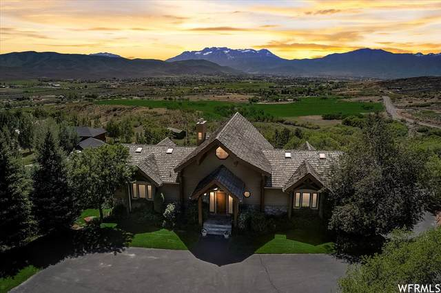640 Pole Dr, Heber City, UT 84032 (MLS #1747410) :: Lookout Real Estate Group