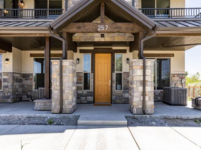 257 E Sage Canal Way #117, Sandy, UT 84070 (#1747413) :: The Perry Group
