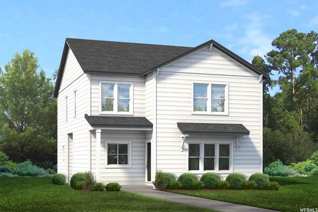 1724 N 1260 E #138, Payson, UT 84651 (#1747418) :: Utah Real Estate