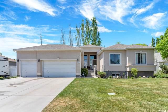 8708 S Mountain Vista Dr, West Jordan, UT 84081 (#1747419) :: Utah Real Estate