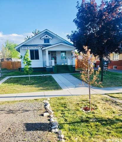 314 W 100 N, Smithfield, UT 84335 (#1747421) :: Gurr Real Estate
