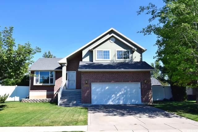 2803 W Brady Way N, Layton, UT 84041 (#1747426) :: Utah Best Real Estate Team | Century 21 Everest