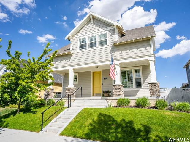 5116 W Dock St S, South Jordan, UT 84009 (#1747431) :: UVO Group   Realty One Group Signature