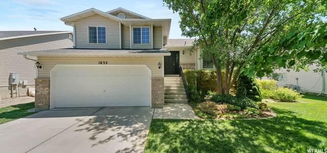 1632 N 2640 W, Lehi, UT 84043 (#1747443) :: Utah Real Estate