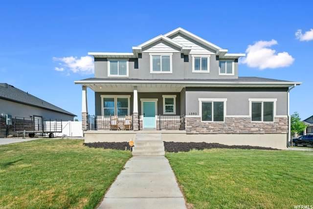 1392 S 600 W, Springville, UT 84663 (#1747460) :: Utah Real Estate