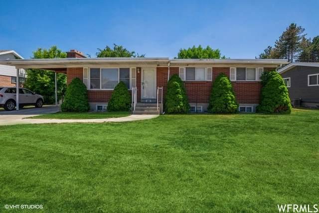 1615 W Leland Dr S, West Jordan, UT 84084 (#1747473) :: Gurr Real Estate