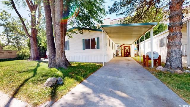 1543 W Harvest St S, Salt Lake City, UT 84116 (#1747480) :: Colemere Realty Associates