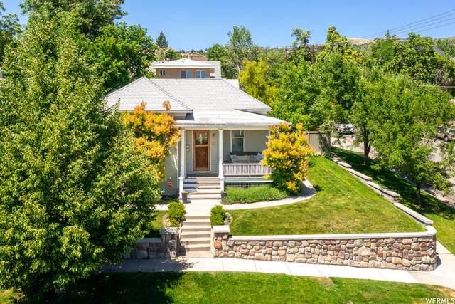487 E Fifth Ave, Salt Lake City, UT 84103 (#1747514) :: Gurr Real Estate