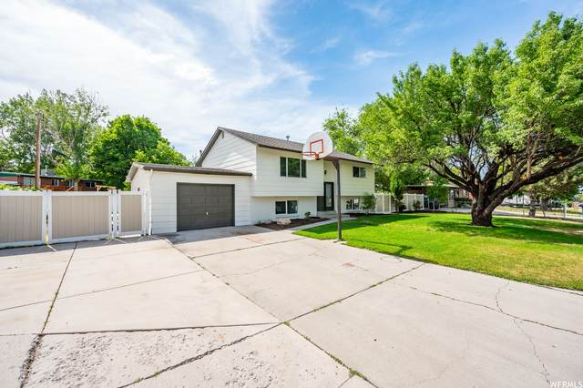 4300 S 4850 W, West Valley City, UT 84120 (MLS #1747563) :: Summit Sotheby's International Realty