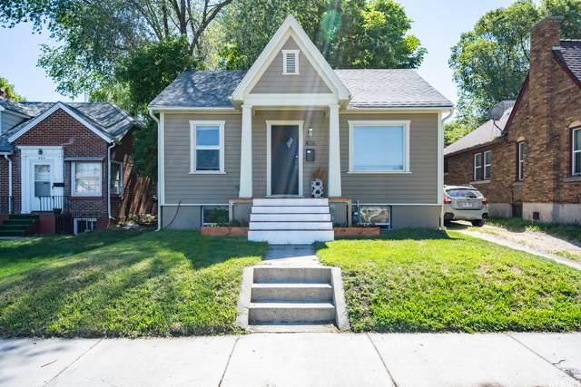 436 N 300 E, Logan, UT 84321 (#1747577) :: Utah Real Estate