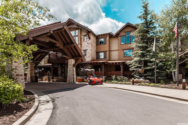 2001 Park Ave #225, Park City, UT 84060 (#1747589) :: UVO Group | Realty One Group Signature