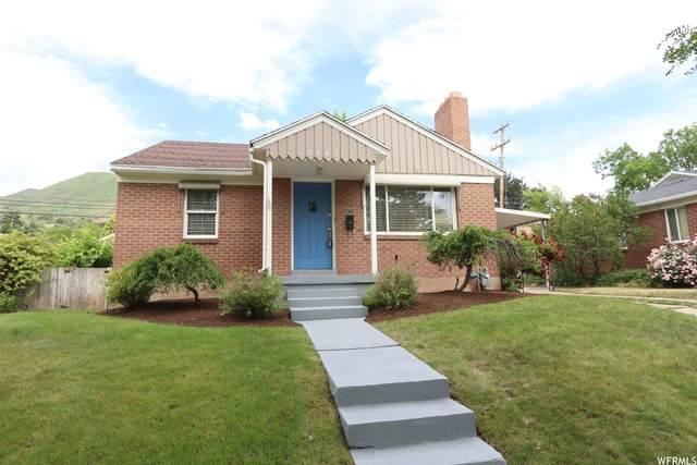 2147 S Broadmoor St, Salt Lake City, UT 84109 (#1747610) :: Utah Best Real Estate Team | Century 21 Everest