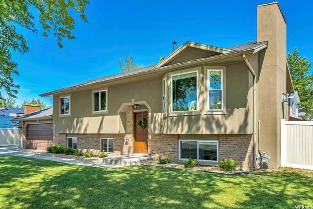 11277 S Sandy Dunes Dr, Sandy, UT 84094 (#1747613) :: Utah Best Real Estate Team | Century 21 Everest