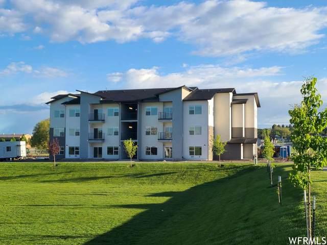 163 E 550 N 303A, Providence, UT 84332 (#1747616) :: Utah Best Real Estate Team | Century 21 Everest