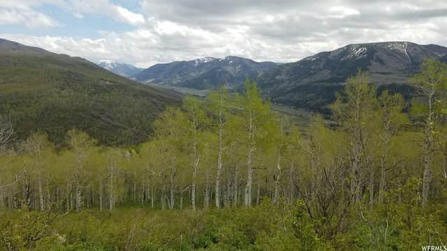 190 Canyon Rim Rd #190, Oakley, UT 84055 (#1747631) :: Powder Mountain Realty