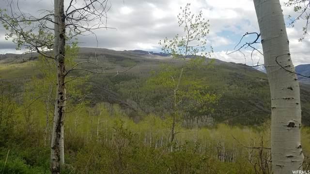 192 Canyon Rim Rd #192, Oakley, UT 84055 (#1747637) :: Powder Mountain Realty