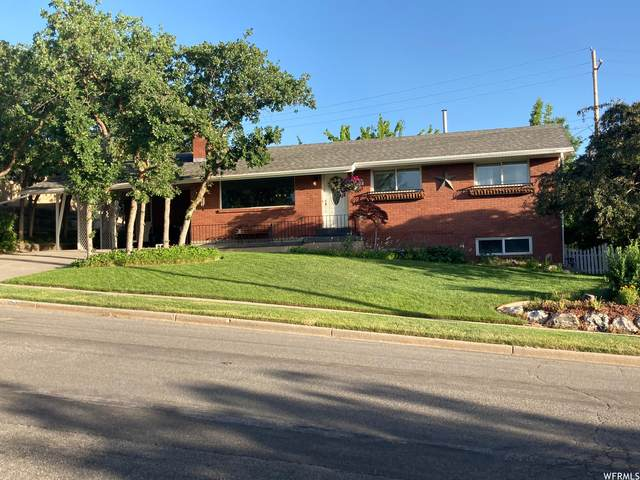352 E 2100 S, Bountiful, UT 84010 (#1747648) :: Colemere Realty Associates