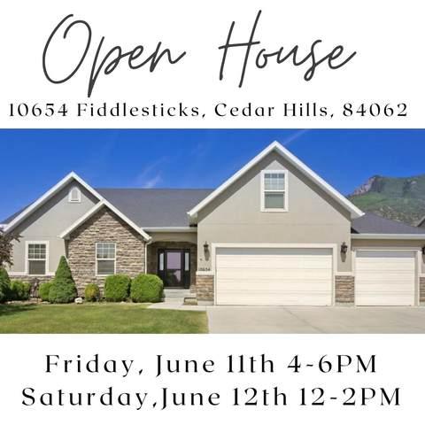 10654 N Fiddlesticks, Cedar Hills, UT 84062 (#1747650) :: Utah Best Real Estate Team | Century 21 Everest