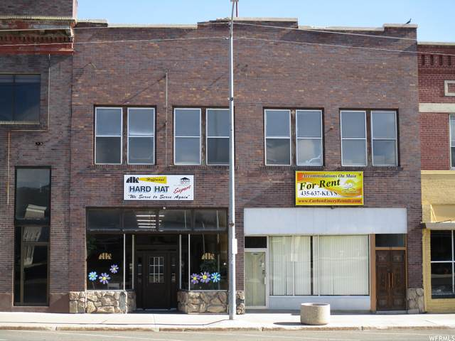 31 W Main St, Price, UT 84501 (#1747651) :: Utah Dream Properties