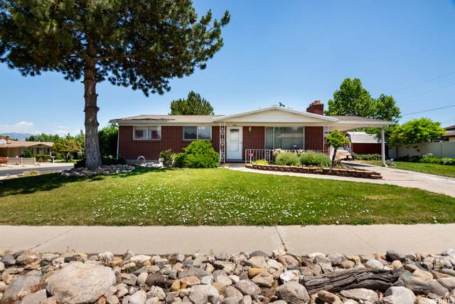 4301 S 4665 W, West Valley City, UT 84120 (#1747653) :: UVO Group | Realty One Group Signature