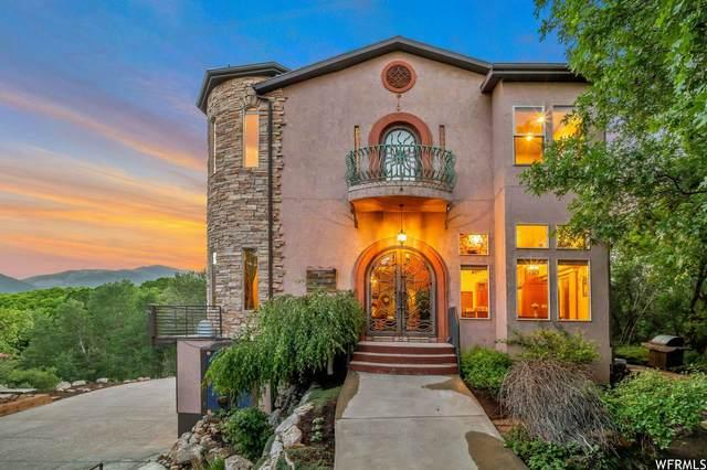 3643 N Patiosprings Dr, Eden, UT 84310 (#1747656) :: Utah Dream Properties