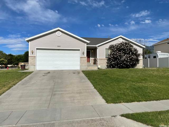 563 S 450 W, Tooele, UT 84074 (#1747661) :: UVO Group   Realty One Group Signature