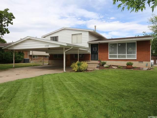 1196 N Angel St, Layton, UT 84041 (#1747668) :: Utah Real Estate