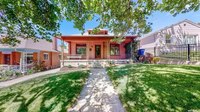 435 N M St E, Salt Lake City, UT 84103 (#1747684) :: Colemere Realty Associates
