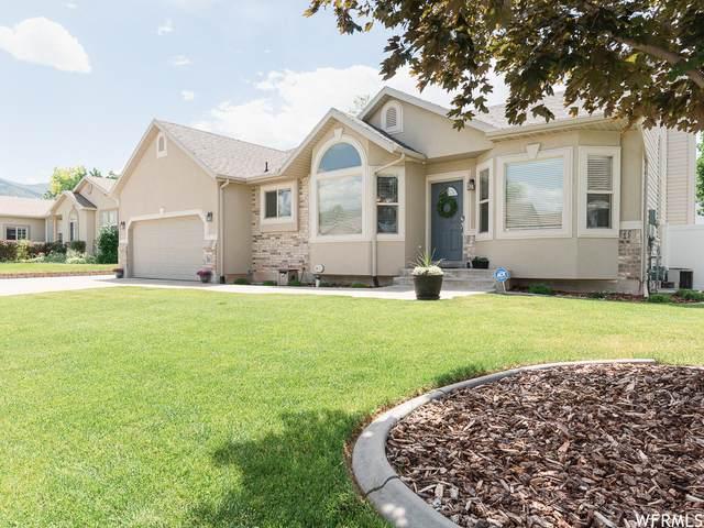 306 E 1500 N, Layton, UT 84041 (#1747687) :: Utah Best Real Estate Team | Century 21 Everest